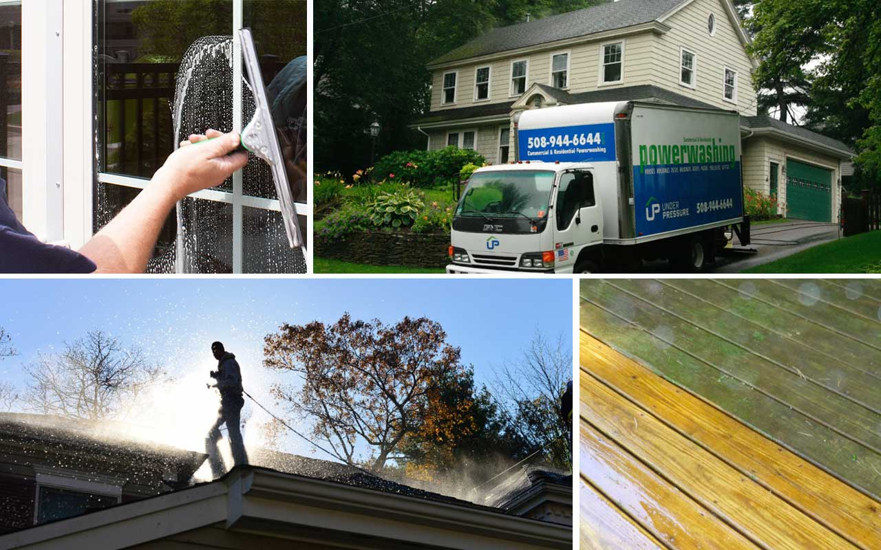 Exceptional Exterior House Washing #13: We Carry $4 Million In Liability Insurance.