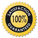 100-Satisfaction-Guarantee on Your Window Washing Service