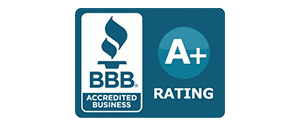 Highest RHighest Rating from the Better Business Bureauating from the Better Business Bureau Accredited Business