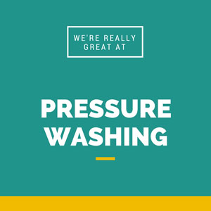 Pressure washing in Ashburn VA