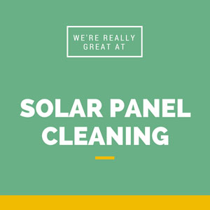Solar panel cleaning in Ashburn VA