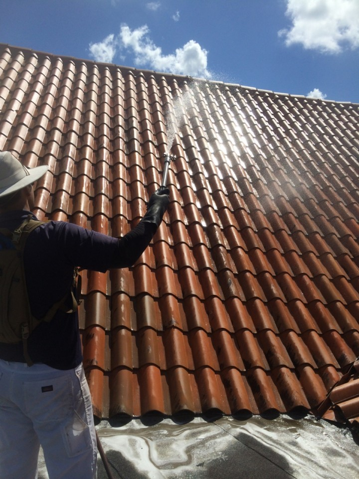 Pressure Washing in Orlando FL