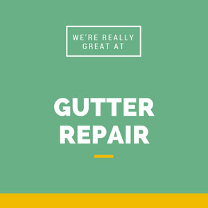 Gutter repair in Ashburn VA